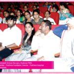 Sadhguru Jaggi Vasudev #YouthandTruth student interactive session organised by Prathima Foundation at Prathima Institute of Medical Sciences, Karimnagar.